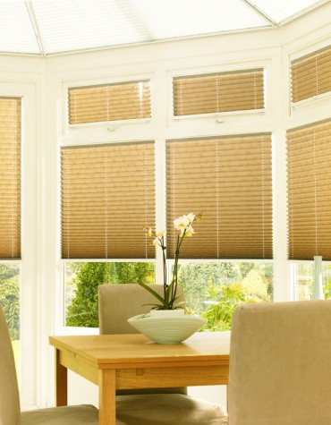 Pleated Blinds Lincoln
